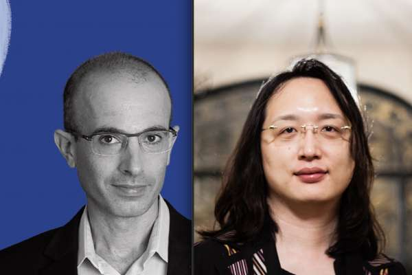 哈拉瑞與唐鳳的思想交鋒:被駭或不被駭?身分、工作與民主的未來