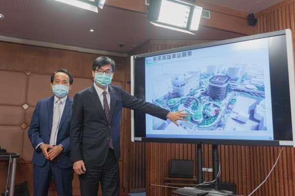 中博高架拆除減為9天 陳其邁:向市民失禮感謝為高雄努力