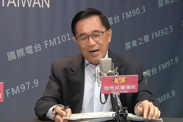 狂賀「麟洋配」力退中國奪金 陳水扁不忘高喊:台灣中國、一邊一國