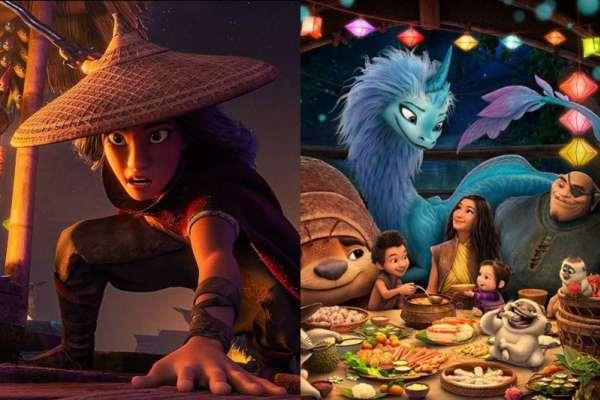 影評/迪士尼《尋龍使者:拉雅》打造首位東南亞公主!靠武術和萌獸征服全世界