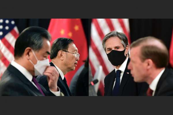 中國副外長樂玉成警告:「台灣牌」是一張危險的牌,也是中國的紅線