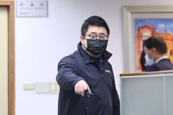 美贈疫苗扺台!林鶴明臉書開嗆:連美方都知「台灣政治疫情比肺炎嚴重」
