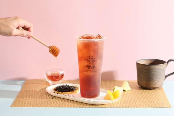 歡慶四天連假 清原推貴族飲品「坎格拉系列」第二杯半價優惠