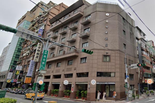 手握北市3酒店不夠 前監委王玉珍家族再砸5.5億拿下林森北57年老飯店