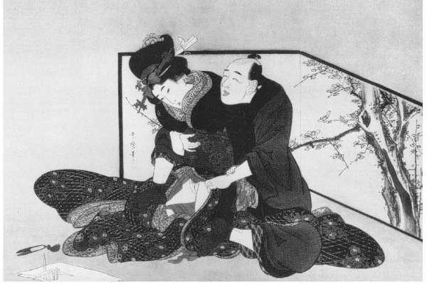 櫻花、梅花、李子,在日本畫裡竟有這樣的意義!知名藝術史教授揭露浮世繪背後秘辛:絕對讓你大開眼界