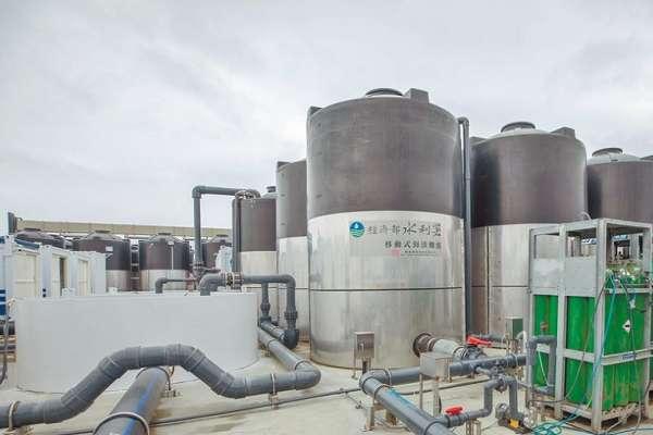 朱淑娟專欄:缺水風險下,海淡廠不可忽視的備援功能