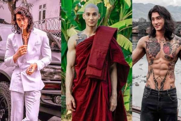 緬甸大抓捕》傳軍政府逮捕120位演藝界名人,知名男模「亞洲水行俠」力挺抗爭遭50名士兵帶走