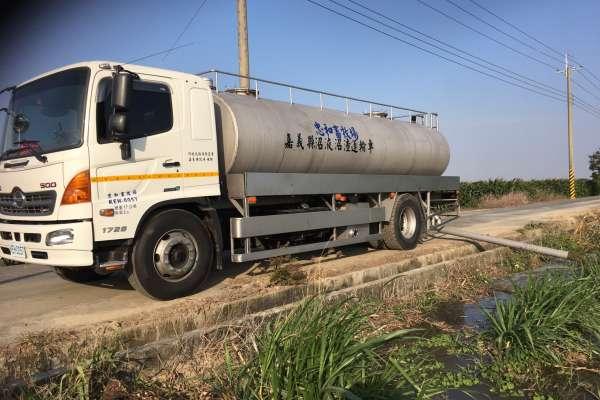 水質改善超有感 嘉義推動畜牧廢水再利用