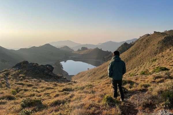 「中央山脈七彩湖是我們的重要傳統領域!」花蓮原住民部落近日將上山宣示主權