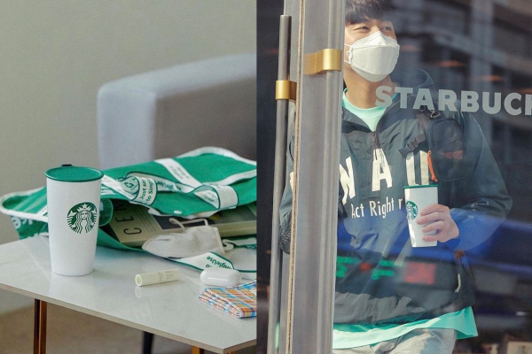星巴克招牌人魚紙杯將走入歷史?韓國全面取消外帶杯,出新招要「付押金換環保杯」