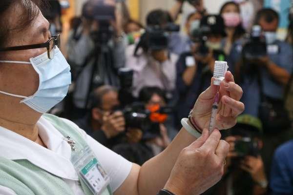 觀點投書:打過AZ疫苗的,別再喊支持國產疫苗好嗎?
