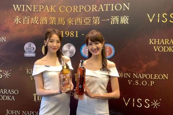 雙項國際大獎聲譽    馬來西亞泥煤威士忌在台上市