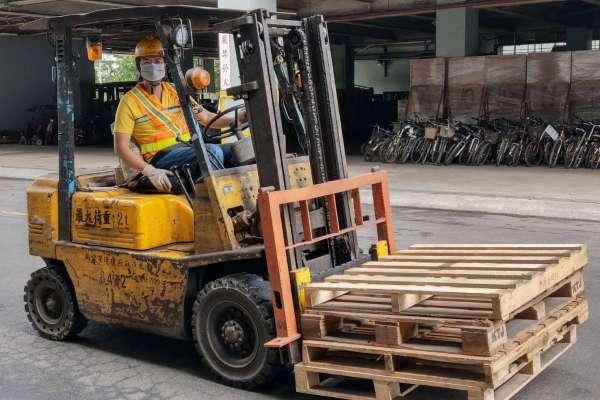 市容環境維護的關鍵力量 北市環保局表揚模範職工