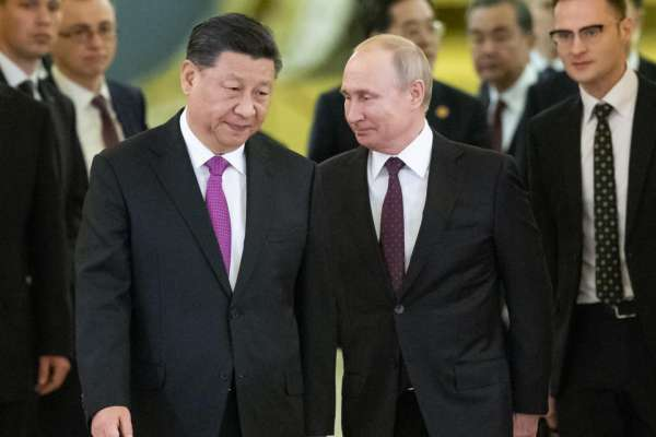 聯俄制中》拜登將會普京 專家:穩定美俄關係,為對抗中國奠定地緣政治基礎