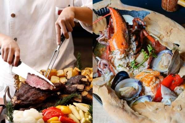 2021台北BUFFET自助餐推薦》盤點10家CP值最高飯店,豪華生魚片、爆汁牛肋條通通不限時吃到飽