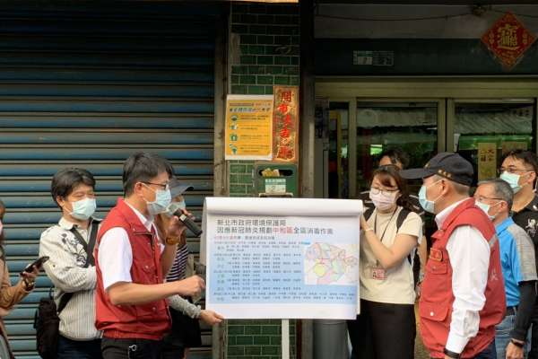 防疫總動員 公共區域大清消、公車加密清消