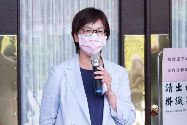 批民進黨「黨政媒」全力護航高端、8天連過2關 蔡壁如:到底有多龐大利益?