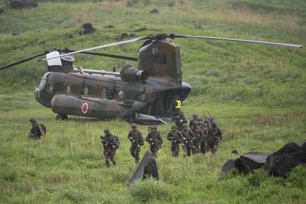 劍指中國》日本、美國、法國舉行「離島防衛聯合訓練」,為台灣、釣魚台情勢備戰