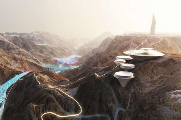 國際熱議》沙烏地王儲為何願意花五千億,在沙漠中打造「未來科技烏托邦」Neom?