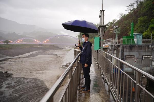 高雄水情轉好 每日持續供水到台南