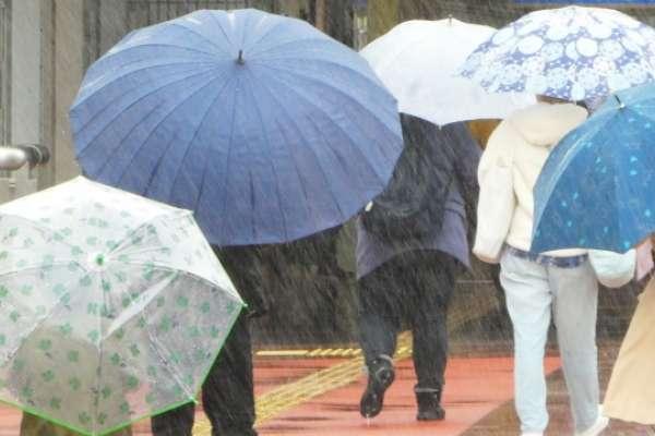 終於等到梅雨季,為何才下幾天就沒了?一張圖看懂台灣人必知的3個常見迷思