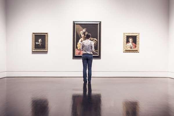 該怎麼好好享受一幅畫?6個實用口訣,用「潛意識」重新欣賞眼前的每一幅畫