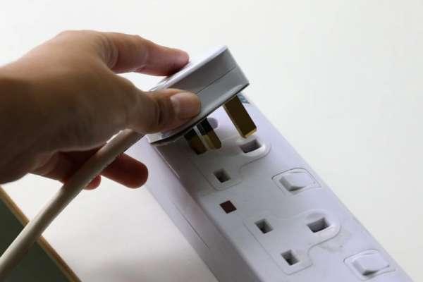電器不用拔插頭能省電?能源局公布正解