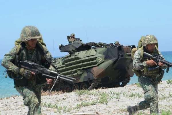 北京在南海步步進逼,菲律賓宣佈《菲美軍隊互訪協定》第三度延長