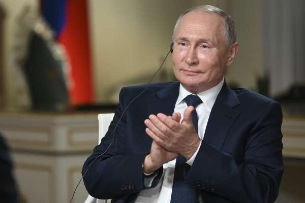 俄羅斯如何回應中國進犯台灣? 普京:不評論假設情況
