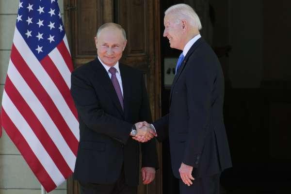 美俄峰會》拜登、普京首度面對面會談 2個大國領袖各自想什麼?