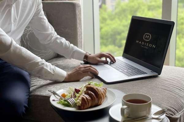 行動辦公室日租專案 讓飯店變成你的工作室