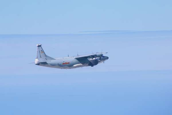 揭仲專欄:615演習─共軍軍機已具備從台灣東面發動攻擊能力