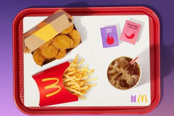 麥當勞BTS套餐轟動全球!爆紅肯瓊醬到底是什麼來頭?身世大揭秘