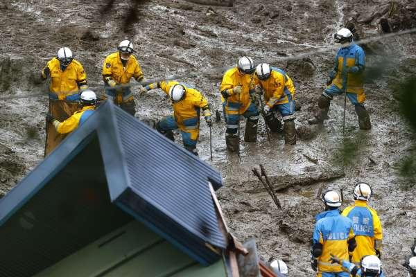 觀點投書:日本土石流將發生在苗栗屏東?談台灣水土保持法