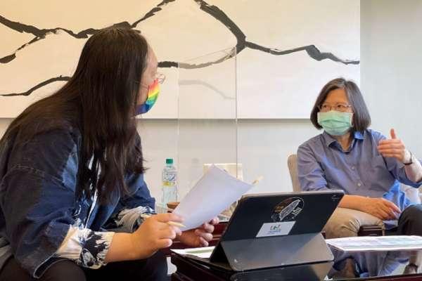 汪志雄觀點:蔡英文、唐鳳、陳時中的夢幻氣球之旅