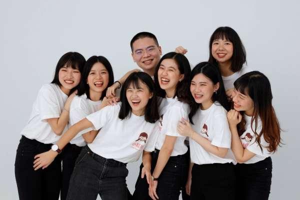 台灣第一人!疫情募衛生棉助千名貧困少女 最年輕「月經專家」團隊獲「英國版諾貝爾和平獎」
