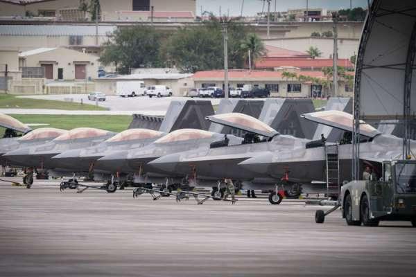 李忠謙專欄》當美軍最強五代機移防中國大門口:從「太平洋鋼鐵行動」看美軍在西太平洋的部署策略
