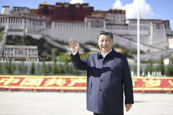 習近平首次以國家主席身分到訪西藏 取道「拉林鐵路」向印度傳遞戰略訊息