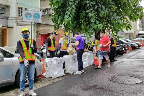 中市環保局「安心上工」有名額 每月最多可領12,800元