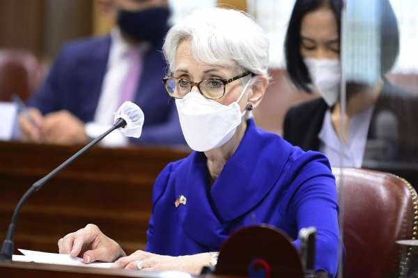 美副國務卿訪中國》美國不願競爭變衝突 中國學者:不會只讓雪蔓吃泡麵