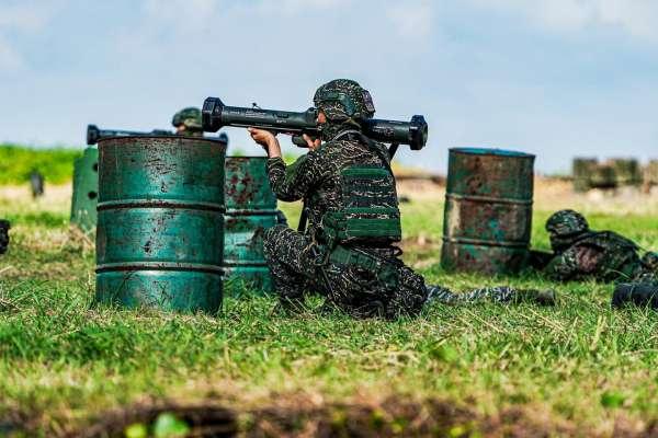 嚇阻共軍奪島意圖!海巡東沙島9月軍演 反裝甲紅隼火箭彈將上陣