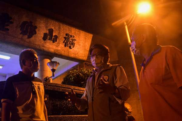 Delta病毒首波遭遇戰  潘孟安以「辦刑案精神」樹立防疫新規格