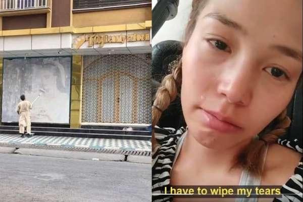 塔利班重返執政,阿富汗少女流淚影片網瘋傳!恐被迫當性奴隸,她絕望曝:我們將慢慢死去