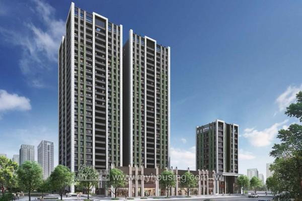 央北重劃區正興起!江陵進駐打造優質森態住宅,科技、商業界菁英首選