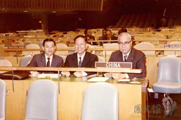 許劍虹觀點:中華民國「退出」聯合國50年,台灣到底還該不該代表中國?