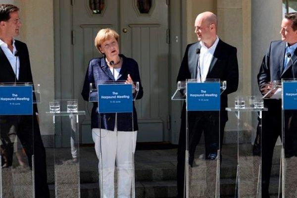 英德立場對立 歐執會主席選舉成戰場