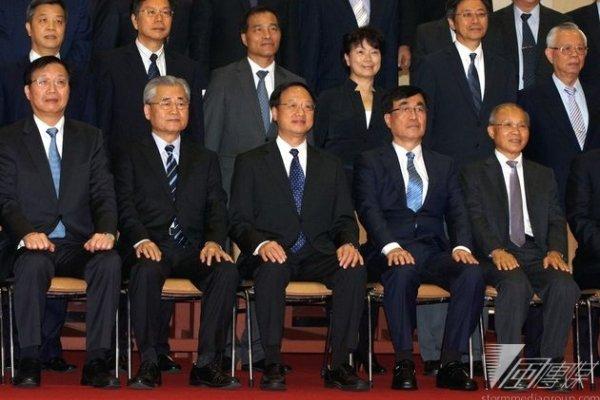 風評:總辭後的新內閣要創造藍綠對話空間