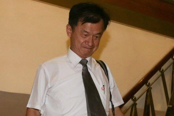 民進黨副秘書長邱太三 將任桃園副市長