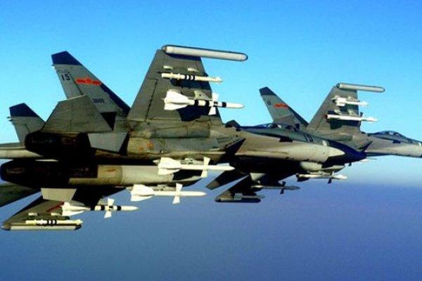 中美軍機南海對峙 相距6公尺險象環生