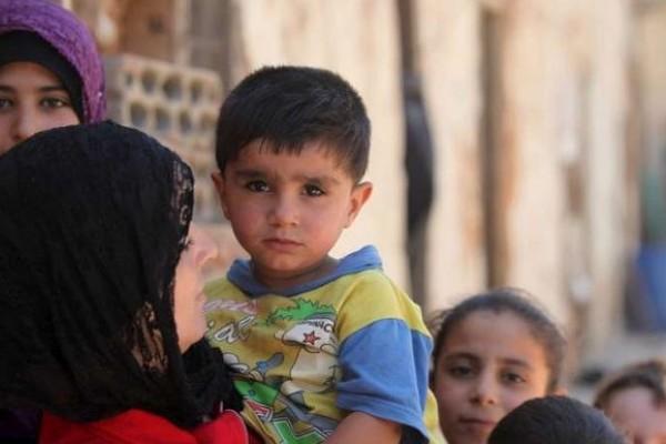 史無前例人道危機 敘利亞難民逾300萬